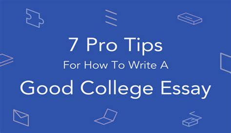 How do u write a compare and contrast essay